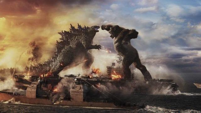 Godzilla Vs. Kong 'aplasta' en China, el mercado de cine más grande del mundo