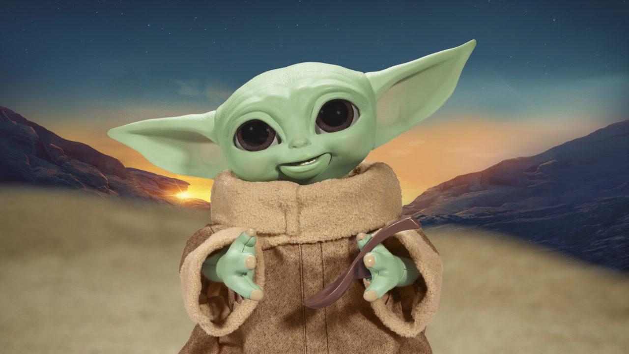 Baby Yoda, el animatronic más popular, regresa a México
