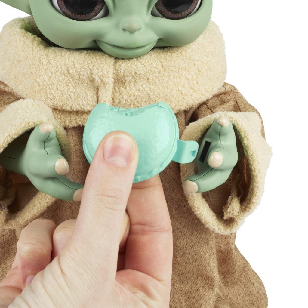 Baby Yoda The Manalorian