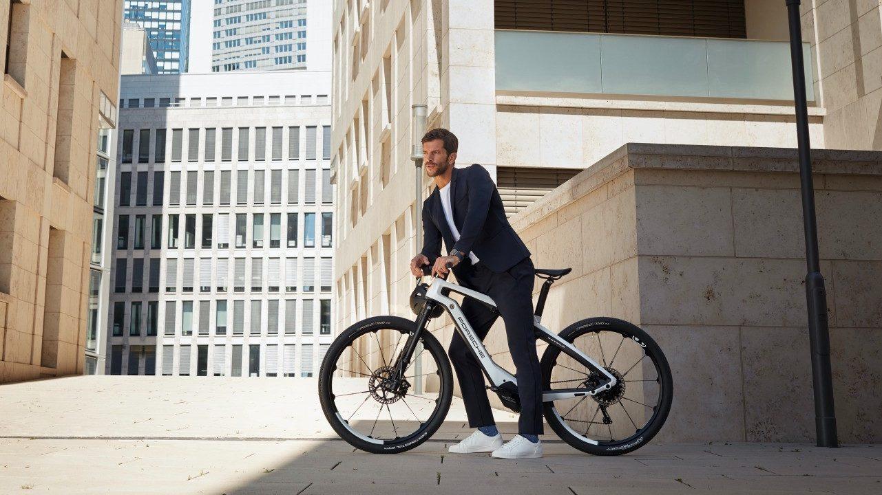 bicicletas eléctricas Porsche