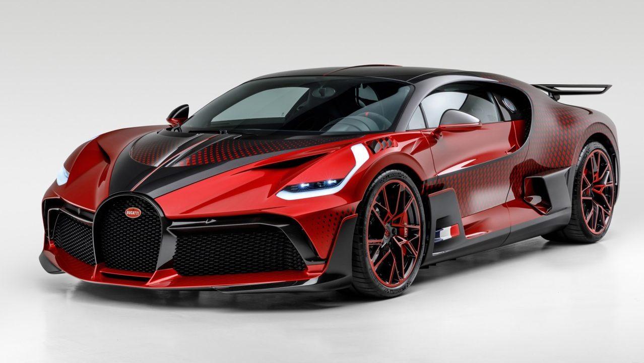 Bugatti Divo: El hiperdeportivo que no solo brilla por su potencia
