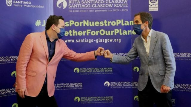 Chile anuncia la Ruta Santiago-Glasgow camino a la Conferencia de Cambio Climático de la ONU