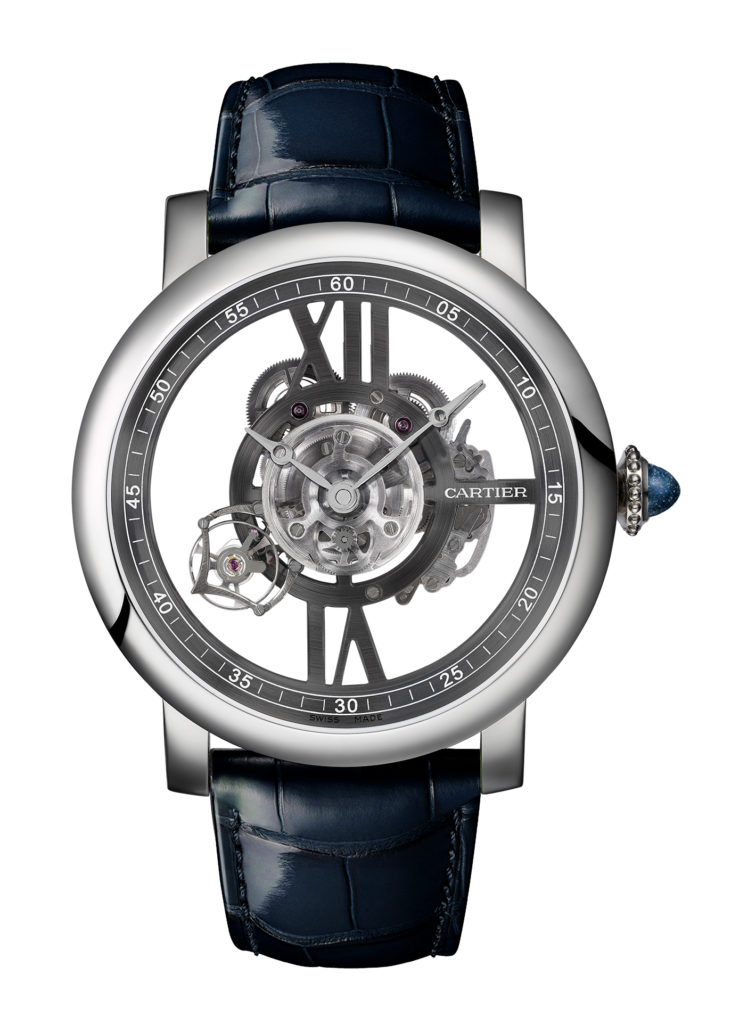 Cartier Alta relojería