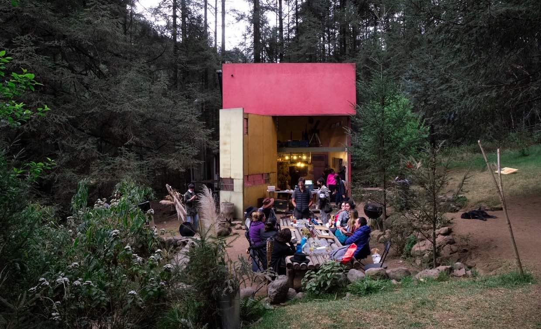 Cubo: Armonía entre la naturaleza y experiencias gastronómicas