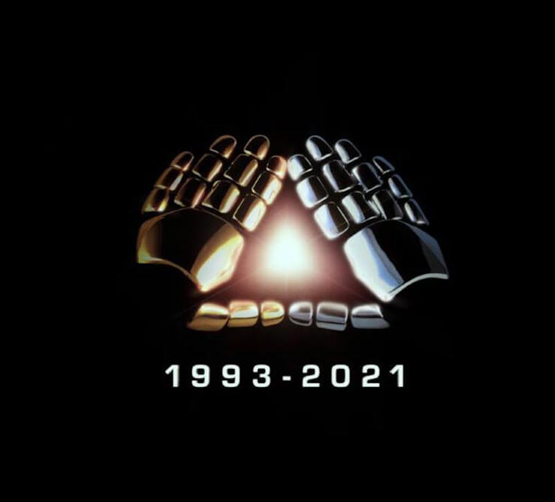 La exitosa banda Daft Punk