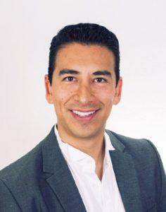 Daniel Cortés, Business Innovation Manager de Samsung Electronics México.