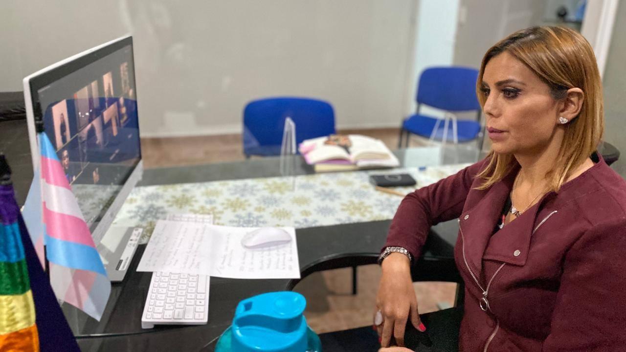 Diana Sánchez Barrios: ella es la lideresa de ambulantes detenida por cobro de piso