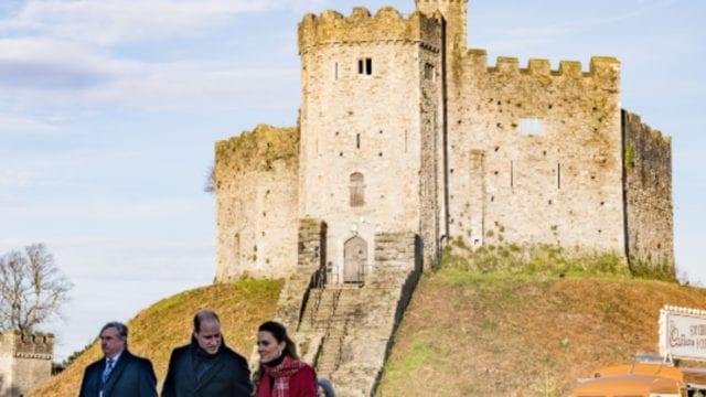 Duques de Cambridge / Foto: Twitter