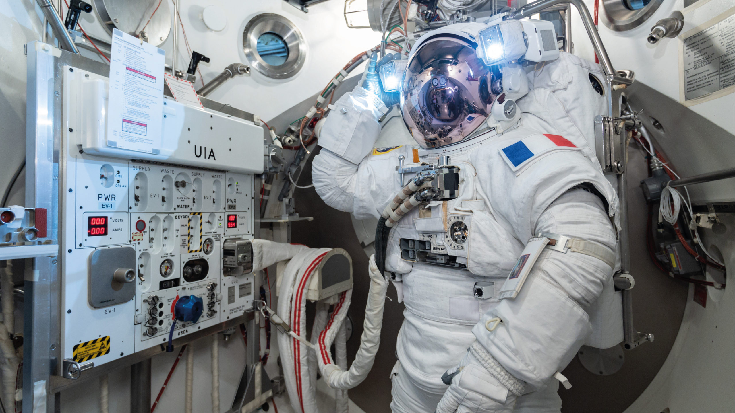 La Agencia Espacial Europea lanza convocatoria para reclutar astronautas