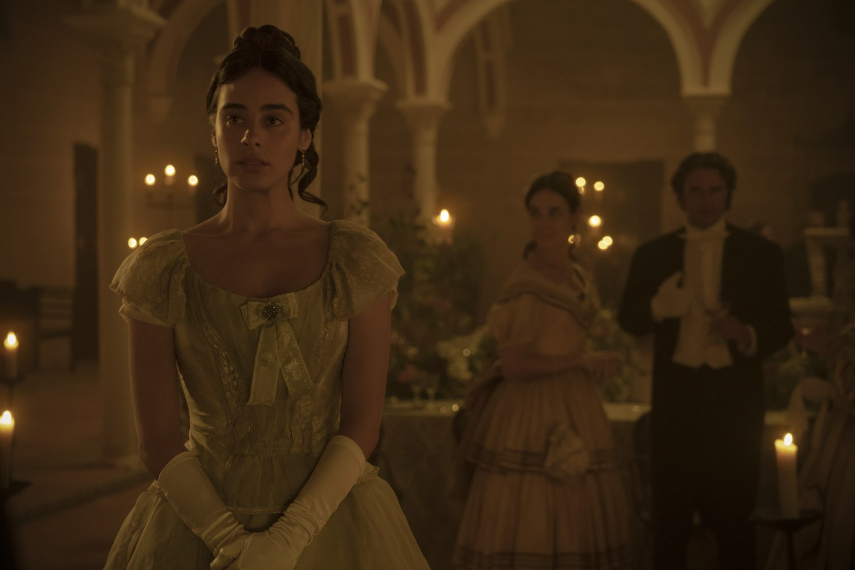 Esmeralda Pimentel brilla con potente personaje de época en 'La Templanza'
