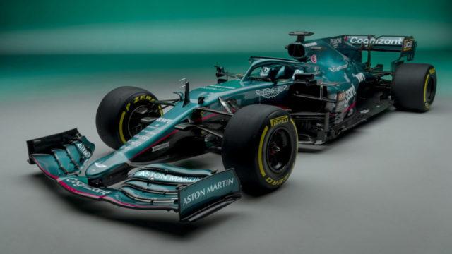 Fórmula 1 Aston Martin