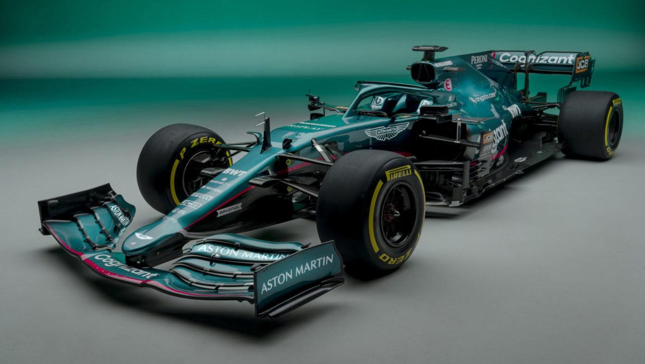Estos son los autos de la Fórmula 1 que competirán durante 2021