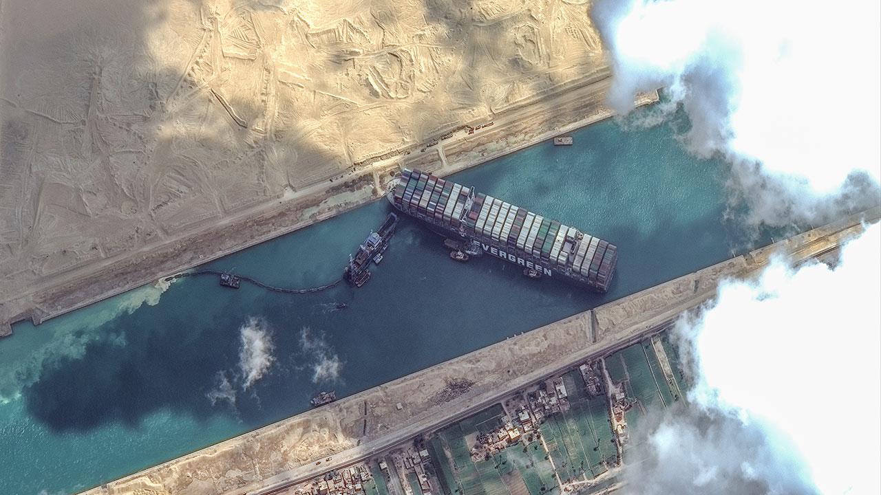 Fotogalería: La importancia del Canal de Suez