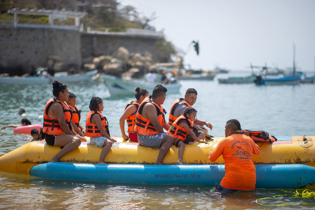 México Covid-19 Turismo Acapulco Continues Vaccination Plan For Senior Citizens