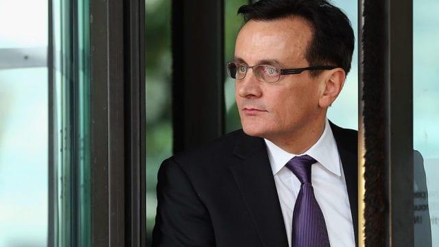Pascal Soriot, CEO de AstraZeneca: del éxito farmacéutico a un paso del banquillo