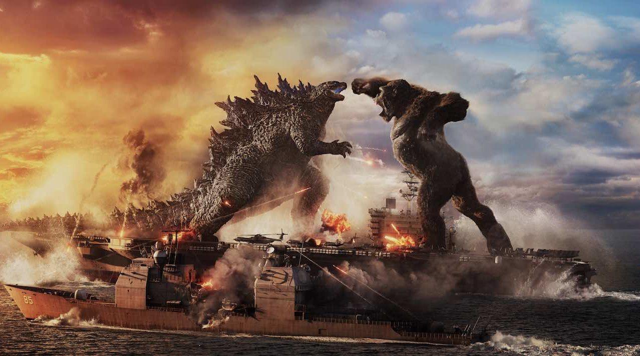 'Godzilla vs. Kong' resucita al cine en EU; es el mejor estreno en pandemia