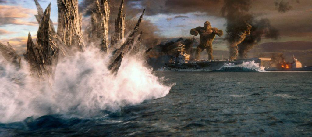 Godzila vs Kong imágenes