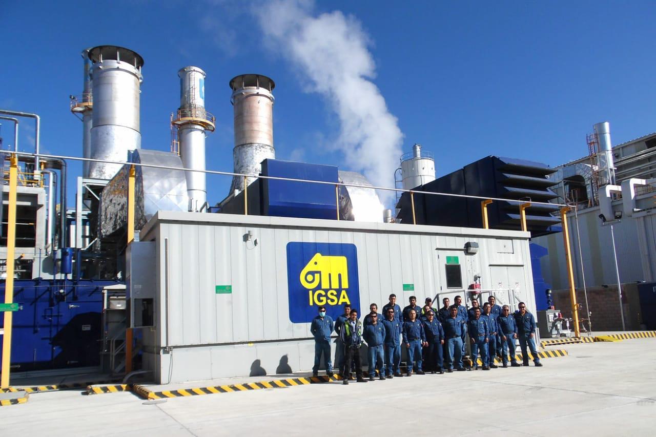 IGSA, pionera en la integración de paquetización de turbinas