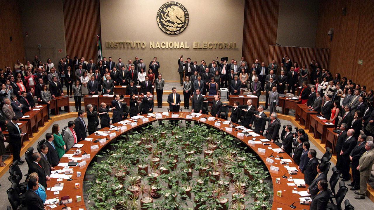 El Instituto Nacional Electoral a debate