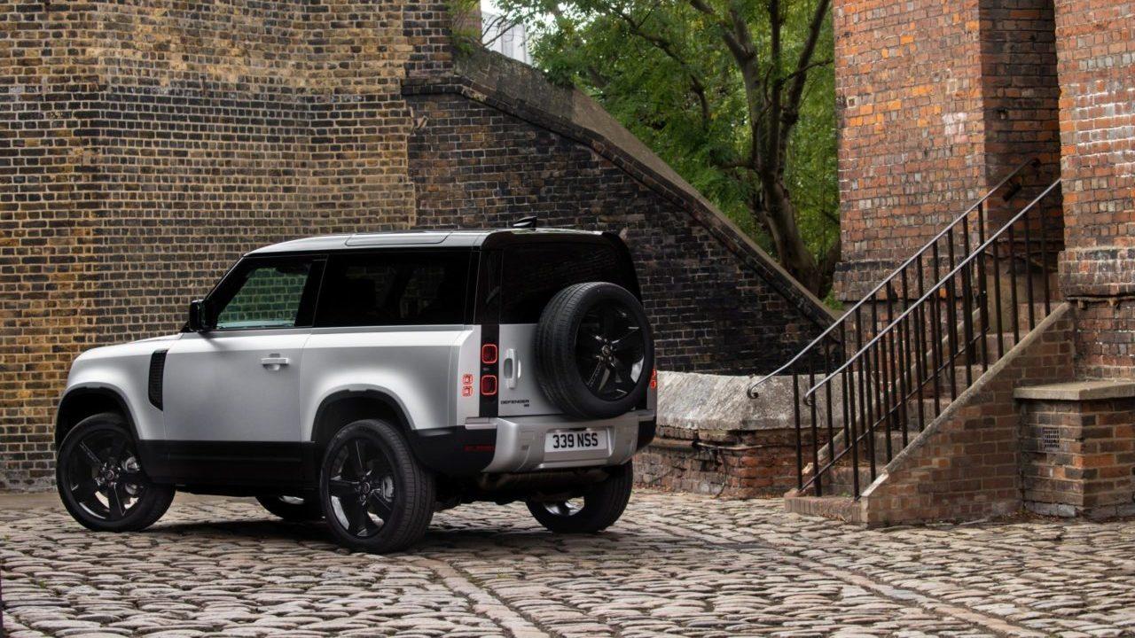 Este vehículo todoterreno lleva la personalización a otro nivel