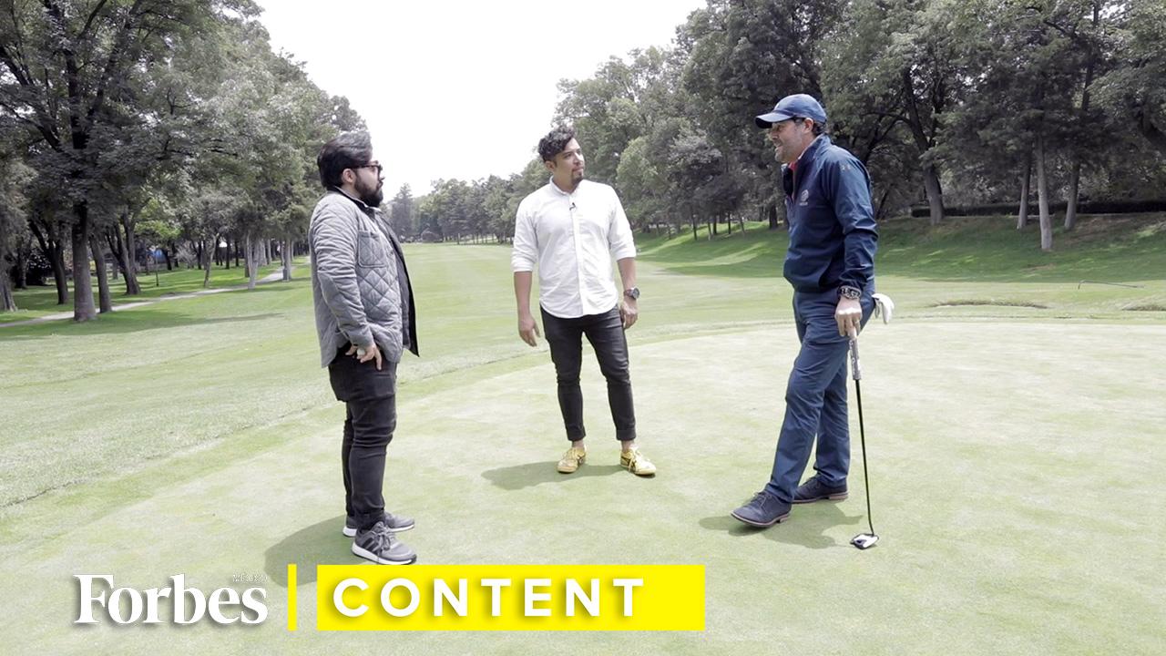 Lecciones Forbes | Construir para inspirar y trascender: arquitectura y golf