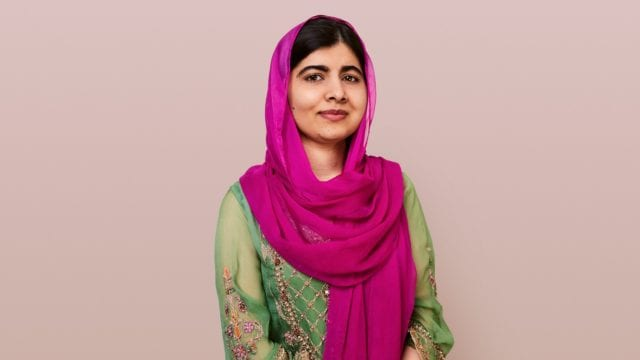 Apple tv+ Malala Yousafzai