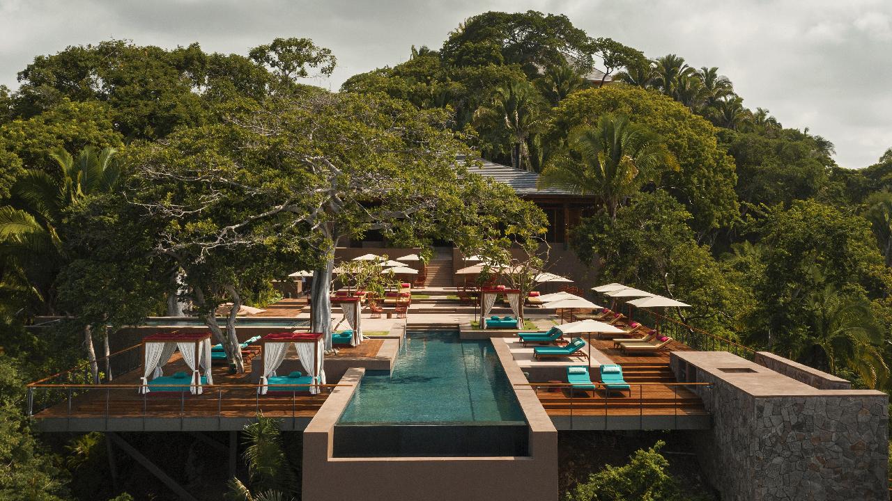 One & Only Mandarina: un oasis de lujo y tranquilidad en medio de la naturaleza