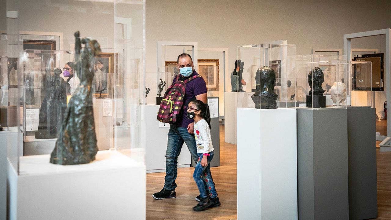 Museos del mundo perdieron 3 de cada 4 visitantes en el último año