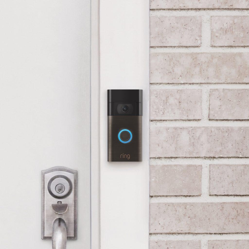 Timbre inteligente Ring Doorbell