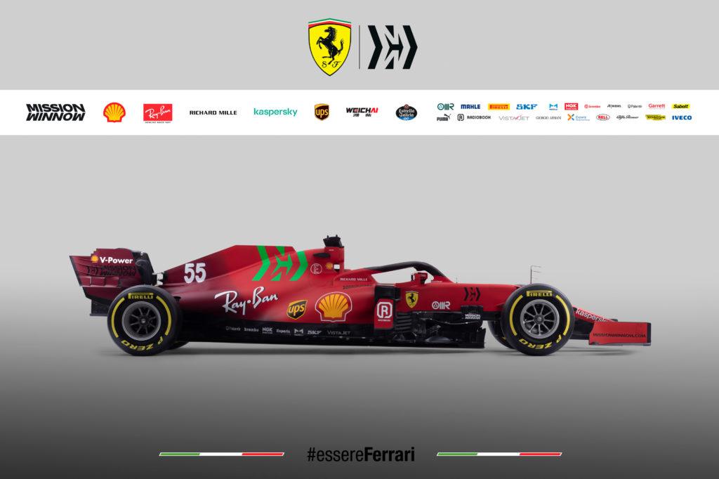 Ferrari Fórmula 1