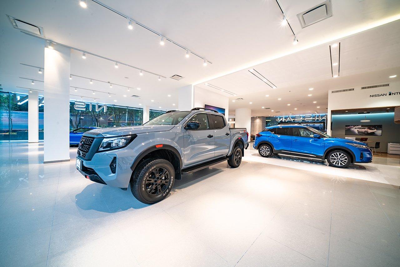 Nuevo Showroom Nissan: donde la movilidad inteligente es experiencia real