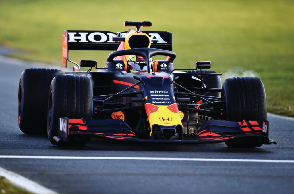 Checo Pérez Red Bull Racing