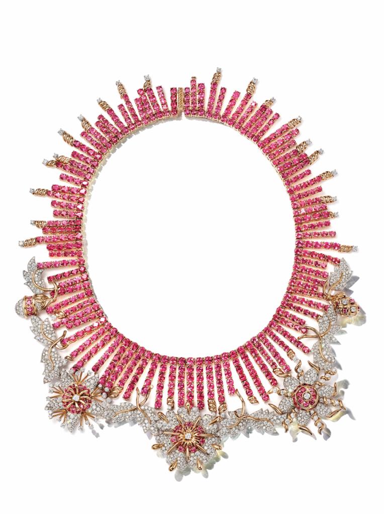 Collar Tiffany Schlumberger de Alta Joyería