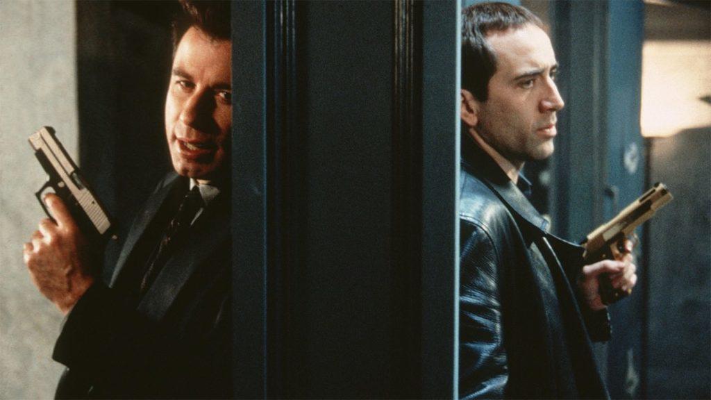 Nicolas Cage John Travolta Contracara