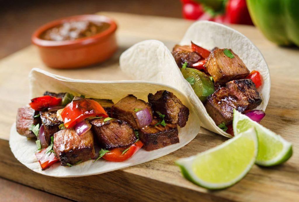 tacos maridaje