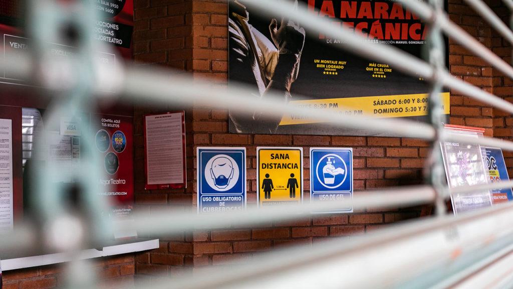 Teatro cerrados 2