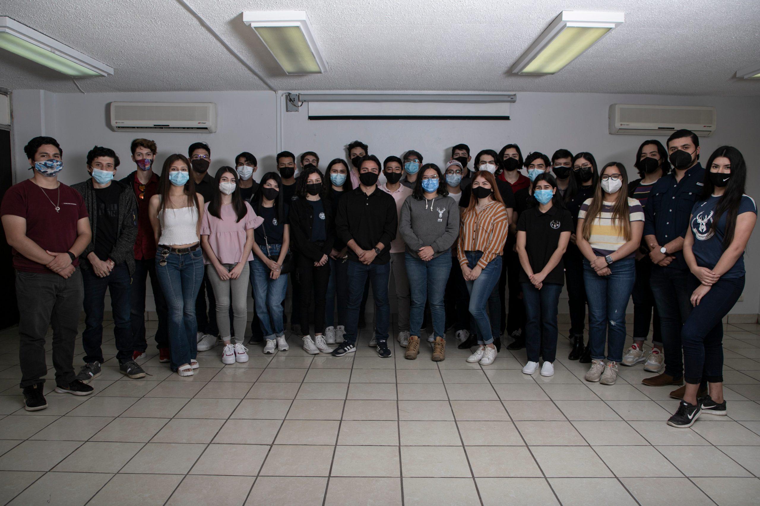 Estudiantes sonorenses se preparan para ir a la NASA