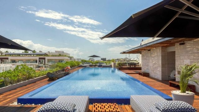The Yucatan Resort Playa del Carmen all inclusive