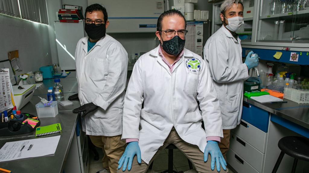 UAQ Laboratorio vacuna Covid19 17
