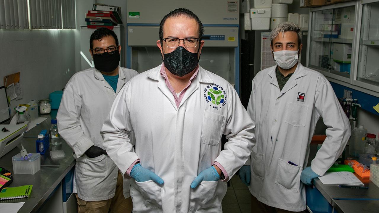 5 proyectos de vacunas mexicanas contra Covid, detenidos por falta de dinero: UAQ