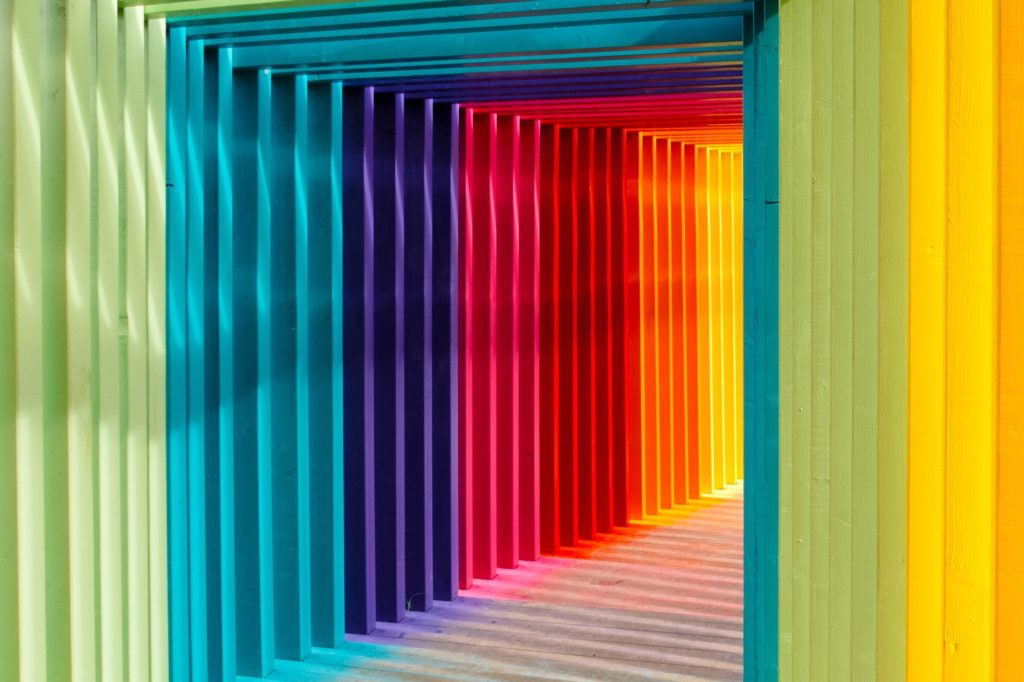 Uso de color