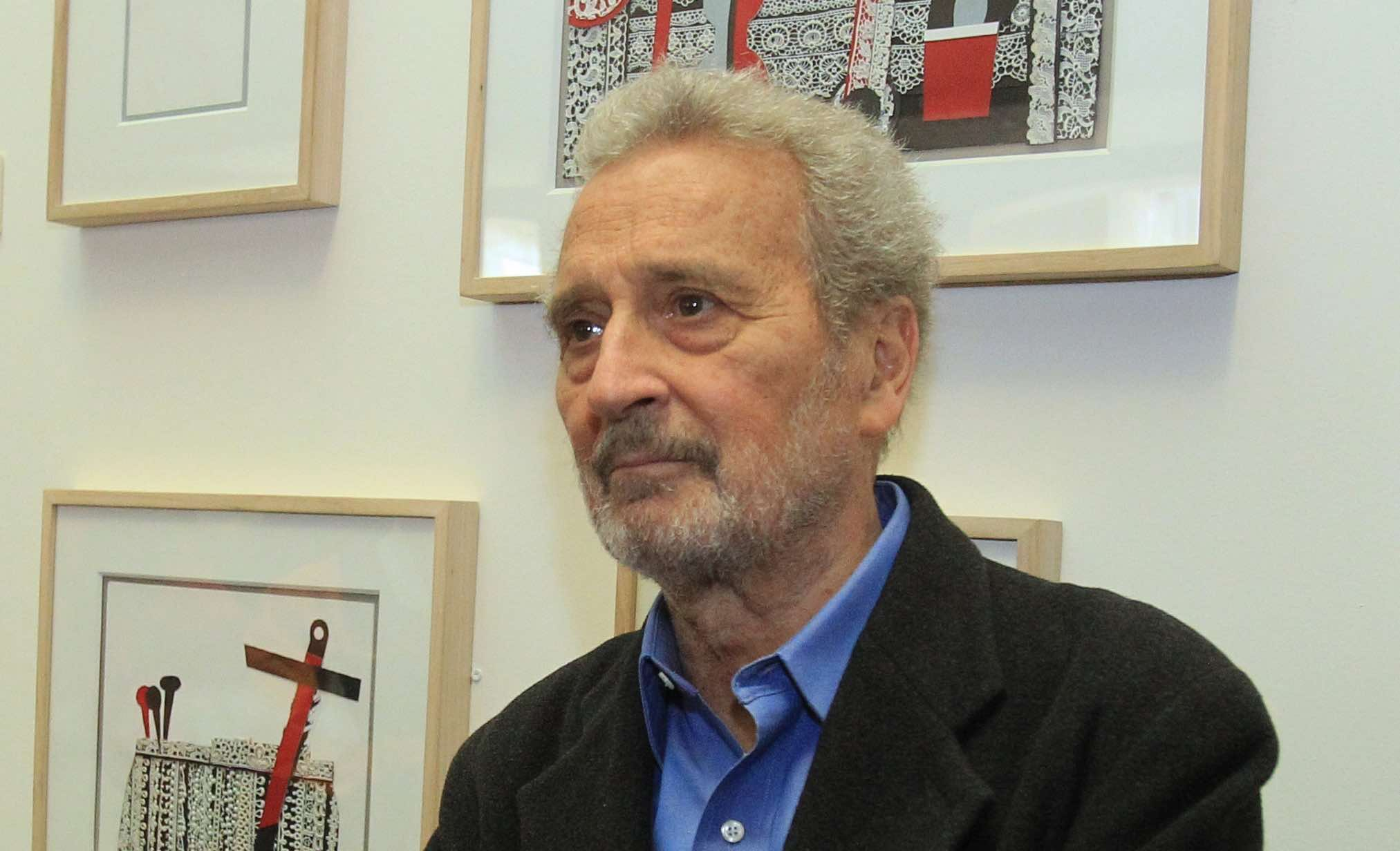 Vicente Rojo Almazán: así fue la trayectoria que consagró al artista