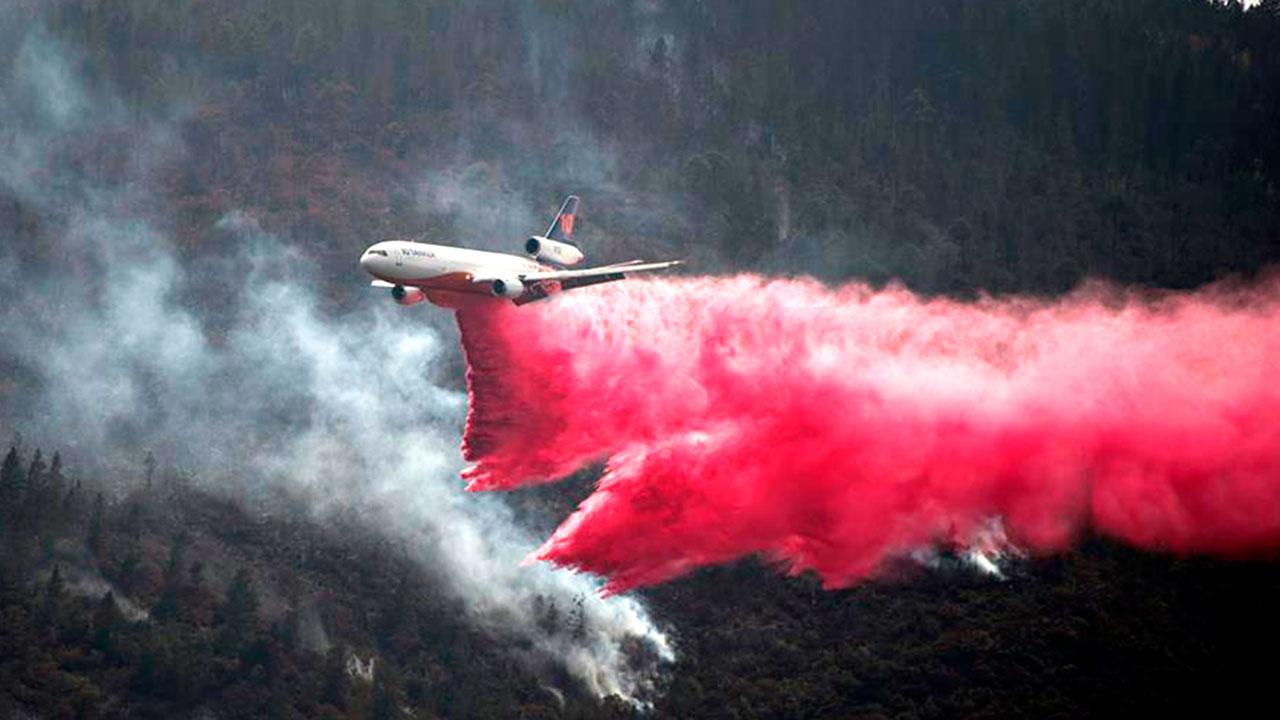 Fotogalería: 77 incendios forestales activos, el peor saldo en los últimos 5 años en México