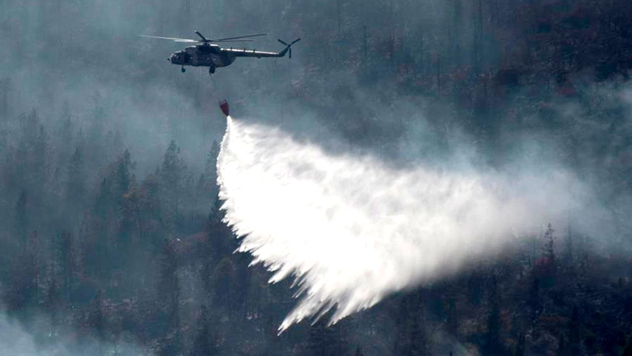 Aunque los incendios forestales aumentan, le recortan presupuesto a la Conafor