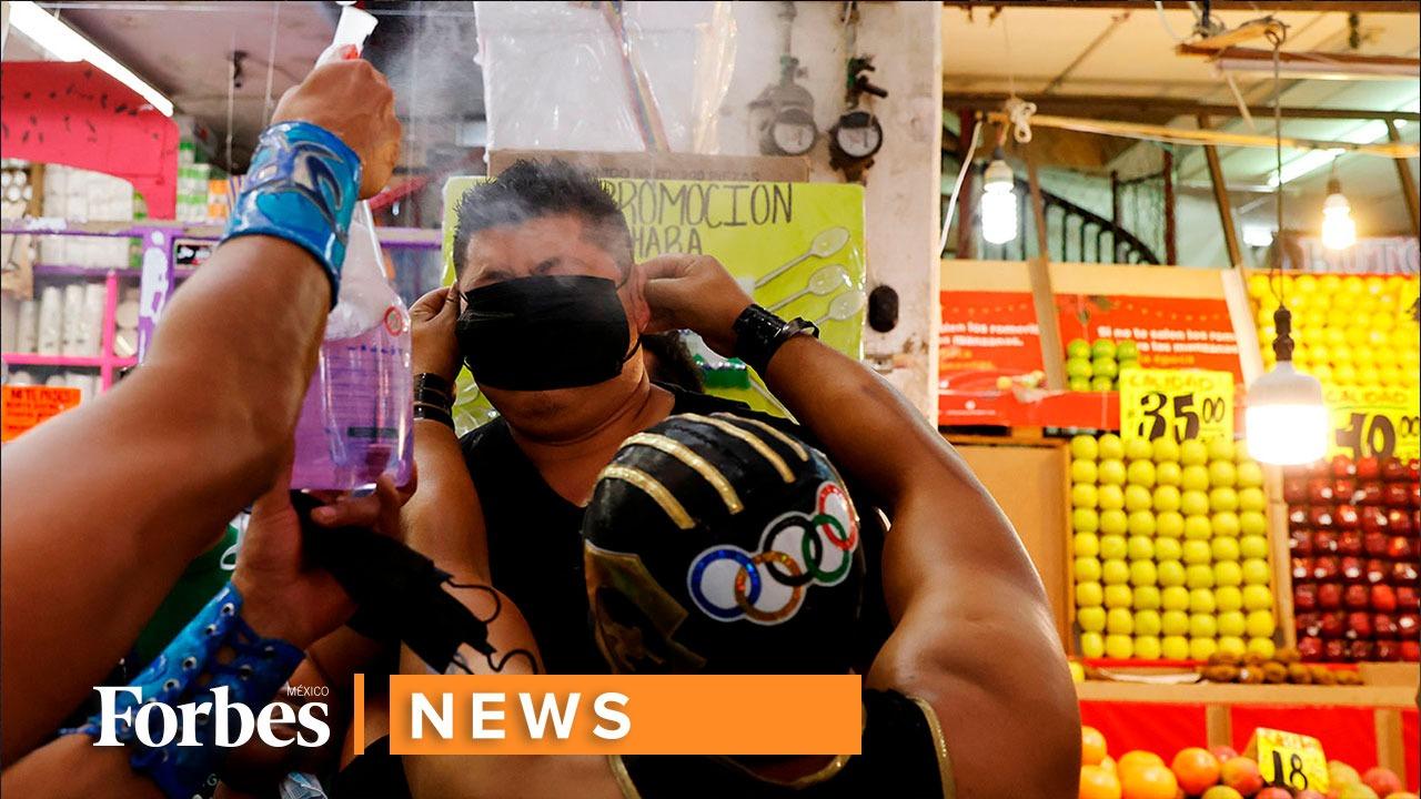 Ponte la máscara promueven luchadores