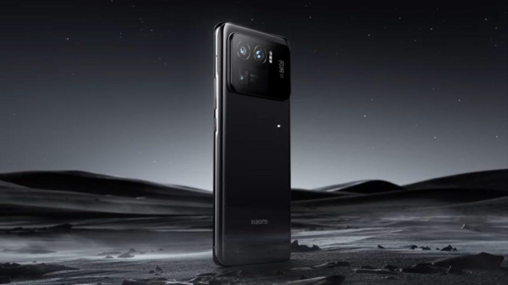 Xiaomi smartphones de gama alta