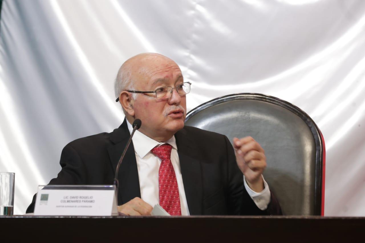 ASF hará nuevo reporte sobre costo de cancelación del NAIM