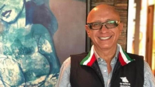 Alberto Ciurana, ejecutivo de TV Azteca, muere de Covid-19