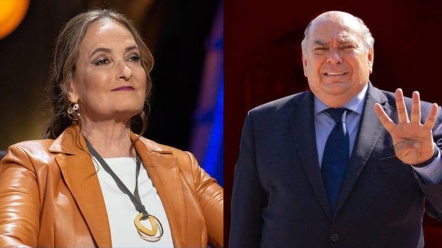 Patricia Armendáriz y padre del Checo Pérez, en la lista de candidatos a diputados federales plurinominales de Morena