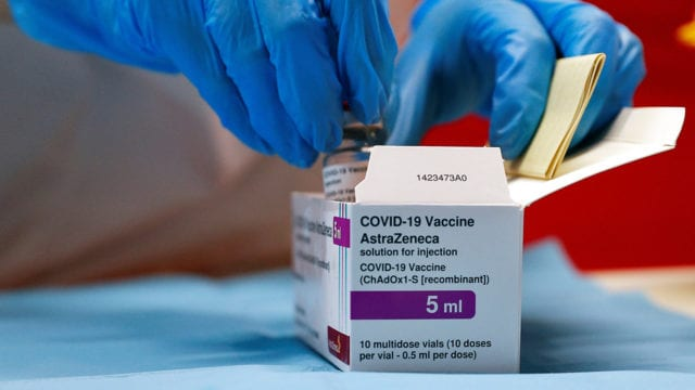 Alemania registra 31 casos de trastornos sanguíneos tras vacuna de AstraZeneca